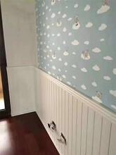 安庆市300mm宽集成墙板尺寸价格全屋整装效果图图片