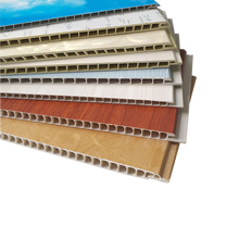 供应450宽竹炭纤维集优游注册平台墙面板墙面墙裙吊顶材料量大从优2020价格图片