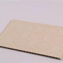 采购:邯郸市400宽仿大理石纹竹木纤维板宾馆KTV装饰材料样式优雅图片