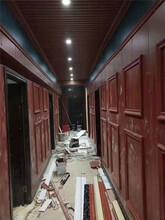 采购:山南地区400宽竹木纤维pvc扣板墙面墙裙吊顶材料厂优游注册平台直销图片