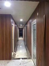 采购:濮阳市400宽竹木纤维集成墙板价格宾馆KTV装饰材料生产厂家图片