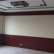 采购:唐山市400宽竹木纤维板价格工装家装装饰面板生产厂家图片