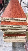 采购:秦皇岛市400宽竹炭纤维集成墙面板宾馆KTV装饰材料批发代理图片