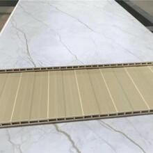 广西河池市竹木纤维集成墙板厂家规格齐全图片