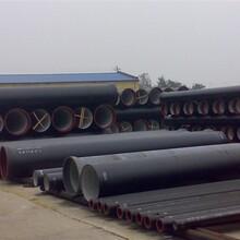 上海K9球墨铸铁管供应图片