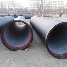 上海排污球墨铸铁管供应商图片