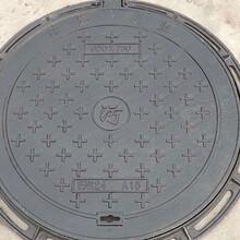 北京五防球墨铸铁井盖价格实惠图片