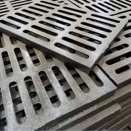 铸铁沟盖板图