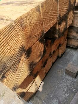 黄山枕木垫木厂家加工