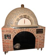 意式披萨窑炉-堇青石披萨炉厂家图片