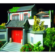 双鸭山别墅沙盘模型定做厂家图片