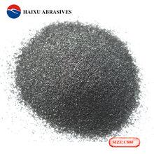 黑碳化硅喷砂磨料图片