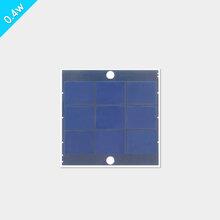 智能穿戴用太陽能電池板,選擇迪晟太陽能板廠家定制圖片