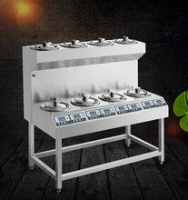 煲仔饭机全自动智能数码锅巴机商用定时煲仔炉砂锅锅巴机图片
