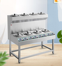 哲達煲仔飯機全自動智能商用電數碼煲仔爐砂鍋鍋巴煲仔飯機圖片