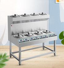 哲达煲仔饭机全自动智能商用电数码煲仔炉砂锅锅巴煲仔饭机图片