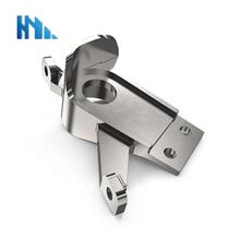 数控加工中心定制精密CNC钛零配件来图来样定制加工图片