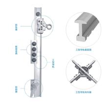 防坠导轨、防坠器(输变电线路使用)图片
