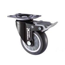 脚轮万向轮水平调节支撑轮吊轨吊轮滑轨滑轮图片