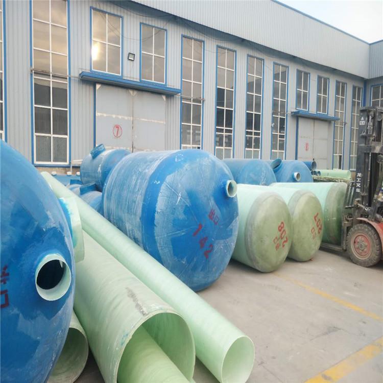 (阿泰勒玻璃钢化粪池生产厂玻璃钢化粪池尺寸)卓泰玻璃钢
