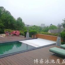 浮條泳池覆蓋系統(地上安裝)