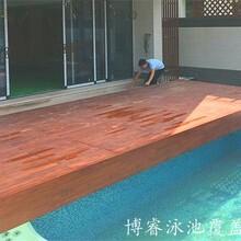 平移泳池覆蓋系統