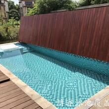 折疊泳池覆蓋系統