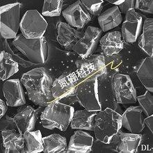 氮硼科技立方氮化硼DL-6800亮黑色单晶锋利性好,磨削寿命长图片