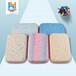 定制EVA兒童文具盒eva創意收納盒pu小學生文具盒愛心圖案筆盒筆袋