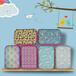 定制EVA兒童文具盒eva創意收納盒PU小學生星星圖案筆盒筆袋