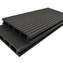 湖北塑木地板生产价格图片