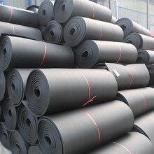 橡塑海绵保温板橡塑板b1级阻燃隔热耐高温高密度铝箔橡塑板图片