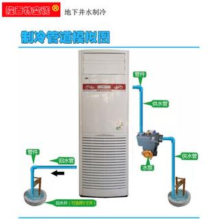 立柜式水温空调家用冷暖两用风机盘管井水空调图片6