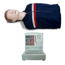 心肺复苏模拟人。心肺复苏模型