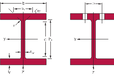 上海英標H型鋼UC305x283鋼結構主要用鋼