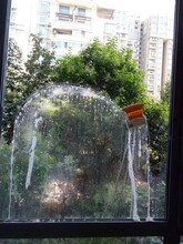 碑林區玻璃幕墻清洗報價圖片