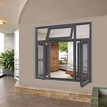 西宁系统玻璃门窗销售图片