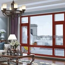 玛沁县系统玻璃门窗施工公司图片