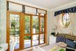 西寧鋁木復合門窗施工