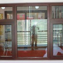 大通回族土族自治县铝木复合门窗施工图片