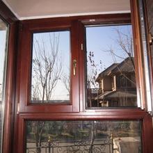 西宁城东森游戏主管铝木复合门窗批发图片