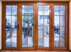 西寧城東區鋁木復合門窗批發價格
