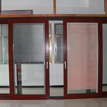 西寧城北鋁木復合門窗施工團隊圖片