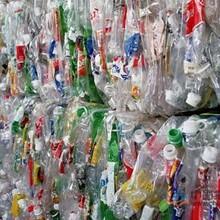 高价回收塑料回收图片