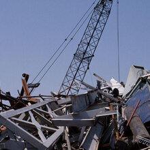 南京工地拆遷建筑用料回收點圖片
