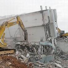 扬州工地拆迁建筑用料回收图片