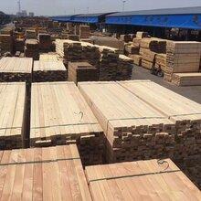 旺匯建筑木方鐵杉白松廠家批發價格圖片