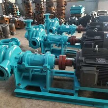 西安壓濾機入料泵廠家直銷圖片