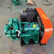 泉州渣漿泵廠家供應圖片