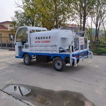苏州2方电动洒水车厂家直销图片